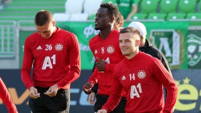ЦСКА-София изпуска $500 000 заради свой футболист
