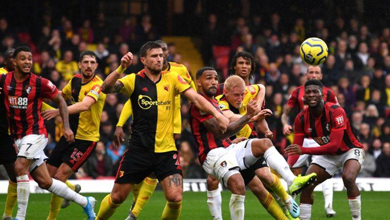 Уотфорд остана без победа