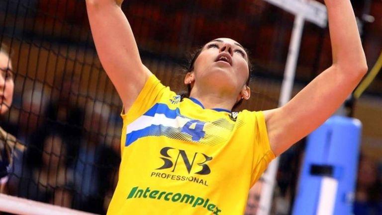 Лора Китипова е новата капитанка на Марица