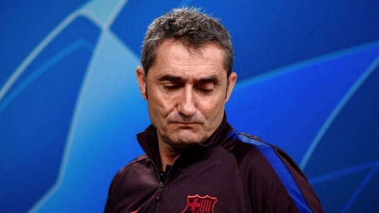 Валверде си тръгва от Барса след края на сезона, твърди AS