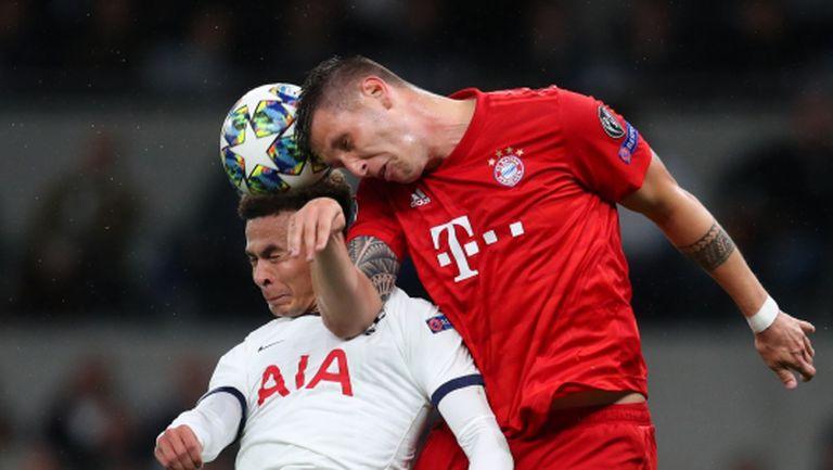 Защитник на Байерн може да стигне нивото на Ван Дайк, прогнозира бивш национал на Германия
