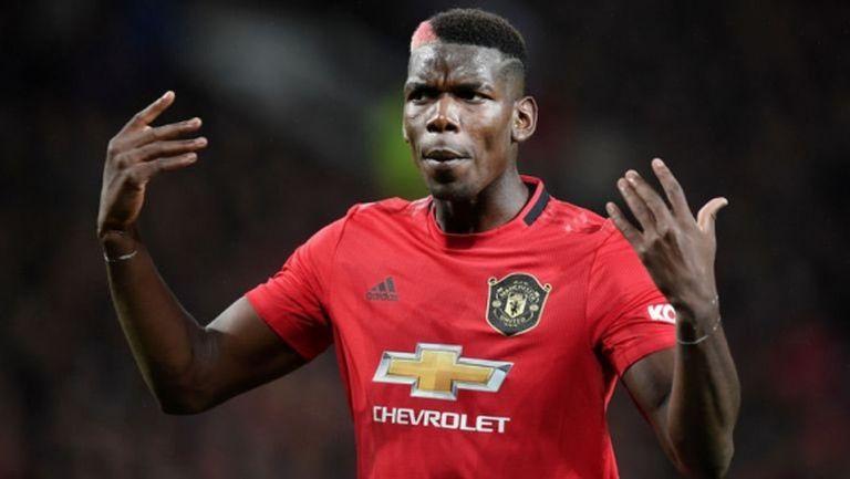 Стана ясно кога Погба ще се завърне в игра за Юнайтед