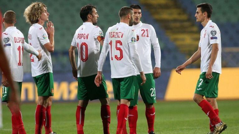 България със сериозна контрола преди квалификацията с Чехия