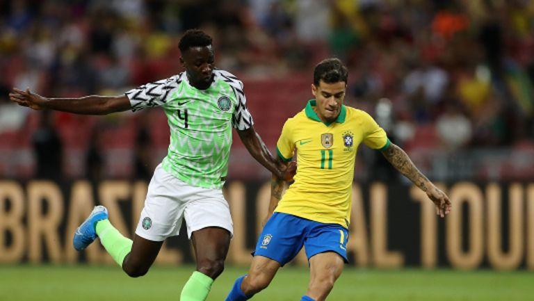 Байерн ще иска разговор с Бразилия за Коутиньо