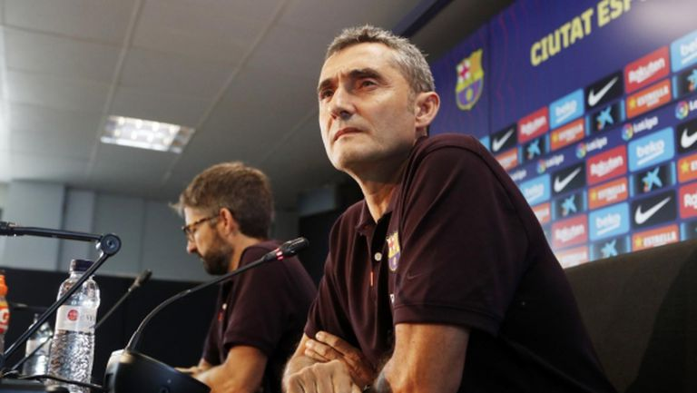 Валверде: Един треньор ни учеше, че трябва да тичаме по-малко от съперника