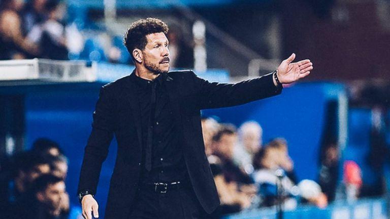 Симеоне: Ако един отбор започва слабо мачовете си, вината е на треньора
