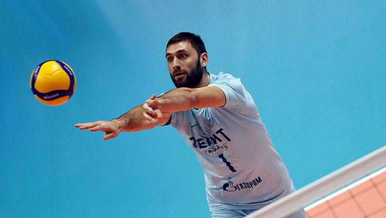 Перфектен Цветан Соколов дебютира с успех за Зенит (видео + снимки)