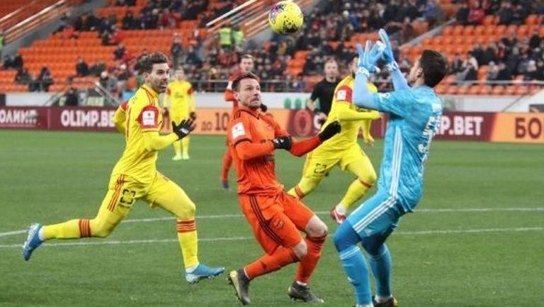 Георги Костадинов и Хичо с голове в драматичен 1/8-финал за Купата на Русия