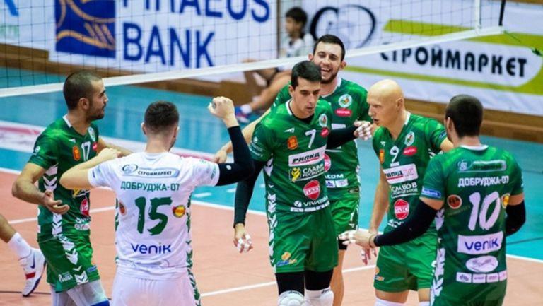 Добруджа 07 с трета поредна победа в Суперлигата