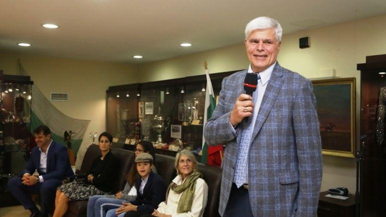 Димитър Златанов: Завръщането на легионерите ще повиши нивото и вътрешната конкуренция