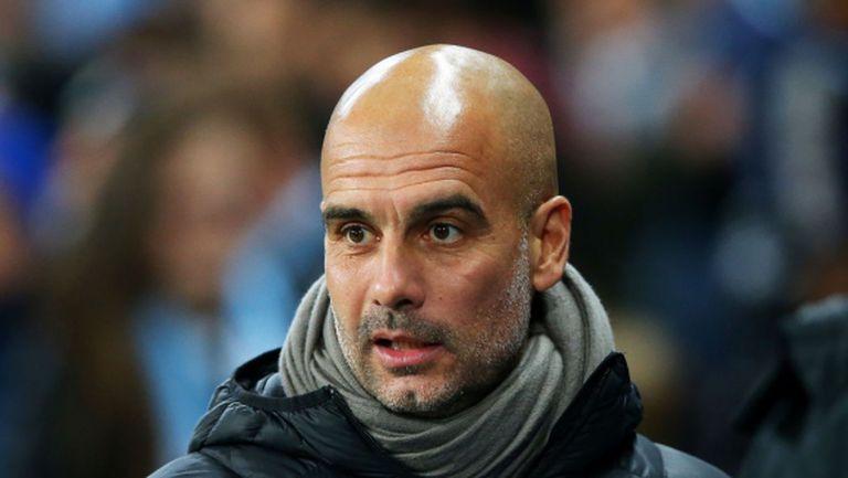Гуардиола е най-високоплатеният треньор сред всички спортове в Англия