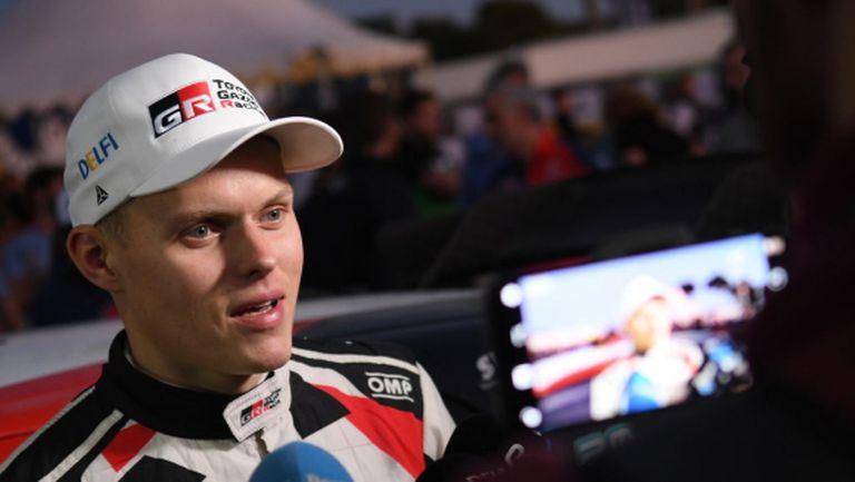 Шампионът във WRC От Танак сменя Toyota с Hyundai