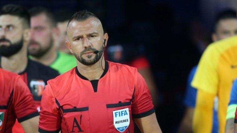 Ивайло Стоянов: Ако има доказателство за корупция към реферите, виновните да влязат в затвора
