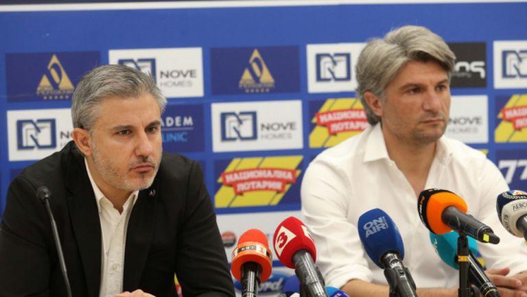 Левски няма да предложи нов контракт на някои от играчите с изтичащи договори