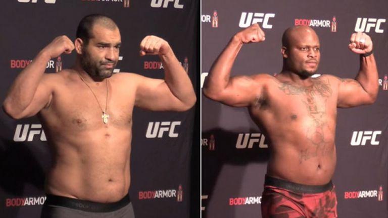 Багата по-лек от Дерик Люис преди UFC 244 (видео + снимки)