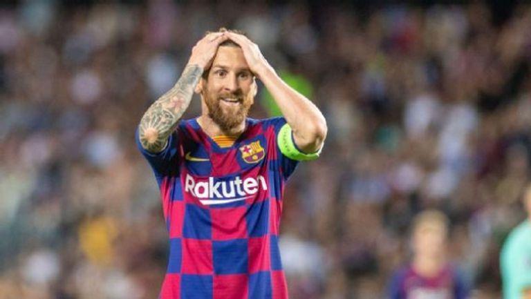 Кое Меси НЕ може във футбола