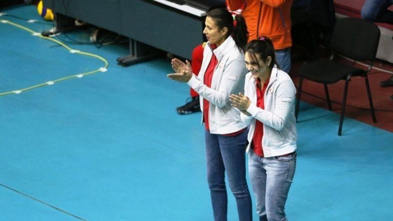 Юлия Иванова: Отборът ни е млад и неопитен, но целта пред ЦСКА е медал