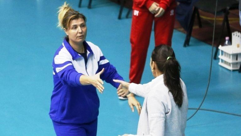 Любка Дебърлиева: Целта е да спрем отбора на Марица