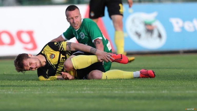 Двама българи подсилват атаката на Ботев (Пловдив) за мача с Дунав