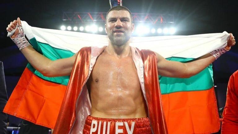 Тервел Пулев ще участва в боксова гала-вечер в Пловдив през декември