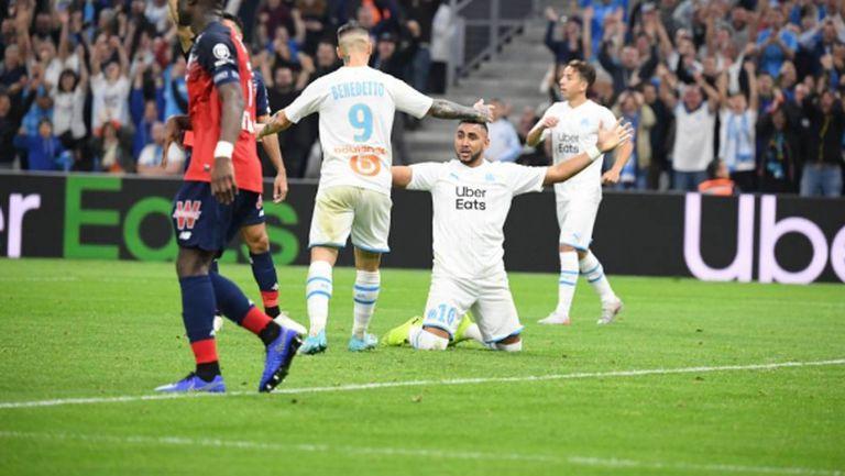 Марсилия се съвзе след две загуби (видео)