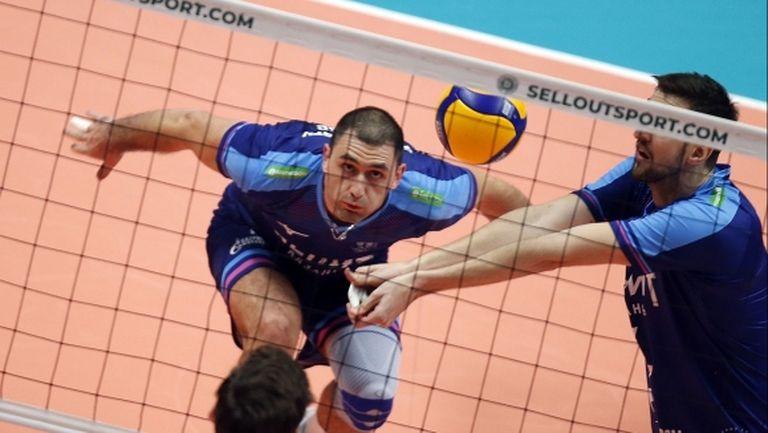 Цецо Соколов с 15 точки, Зенит с изненадваща загуба от Камило Плачи и Факел (видео + снимки)