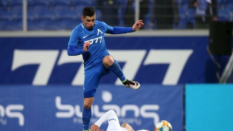 Мъмрят Горанов за картона срещу Дунав
