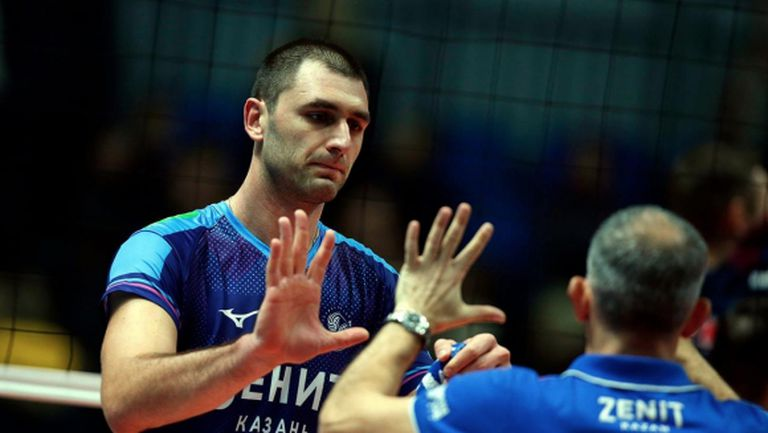 Цветан Соколов с уникален първи гейм срещу Факел (видео + снимки)