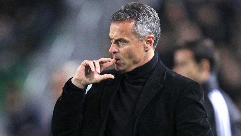 Селта уволни треньора след поражението от Хетафе