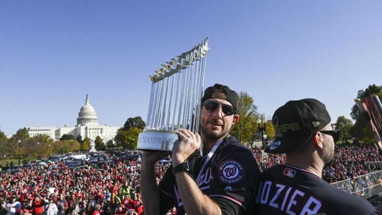 Бейзболисти на Вашингтон обмислят бойкот на шампионската визита в Белия дом