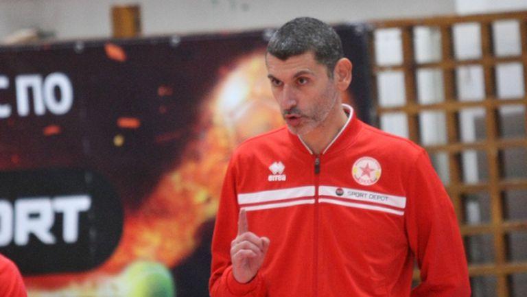 Александър Попов: Хубавото е, че не играхме с прекомерен респект към Хебър (видео)