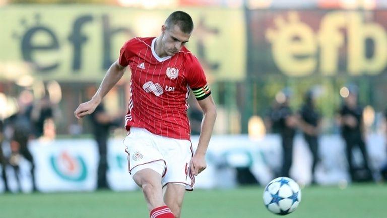 Чорбаджийски: Малко хора могат да се похвалят с престой като моя в ЦСКА