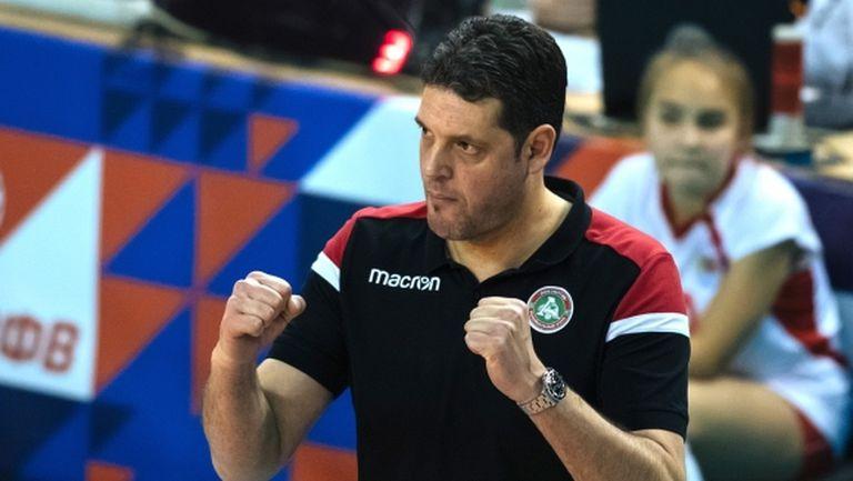 Пламен Константинов изведе Локо (Новосибирск) до трета победа в Суперлигата на Русия