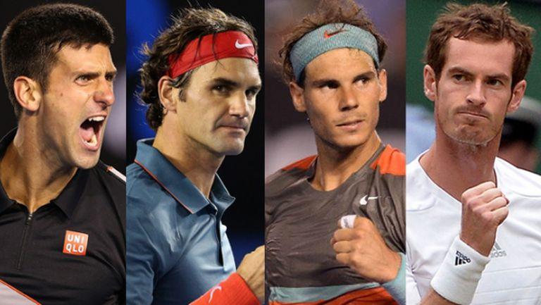 Само четирима са били №1 в света в последните 15 години