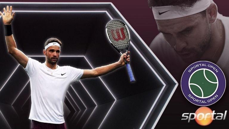"""""""Sportal Open"""": Заявка за 2020-а ли е чудесната игра на Гришо в Париж? (видео)"""