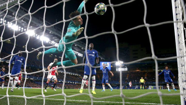 Шампионската лига се завърна с 29 гола и зрелищни обрати