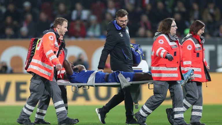 Важен футболист на Шалке е аут за месеци