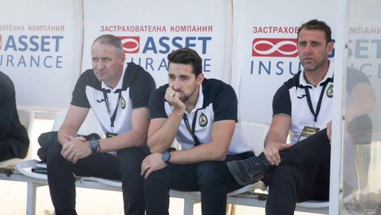 Кушев: Важното е, че не загубихме, серията продължава