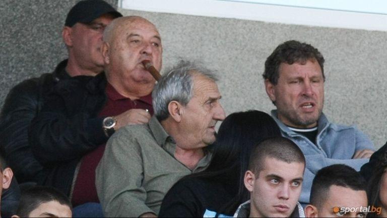 Венци Стефанов: Футболните президенти не упражняват натиск върху съдиите