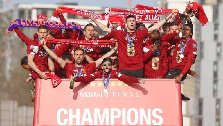 Потвърдено: Ливърпул ще играе 2 мача на 2 континента за 24 часа