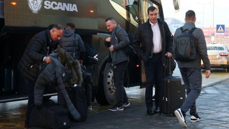 Шеф на Лудогорец: Имаме сили за добър резултат в Испания, не искаме играчи на Левски (видео)