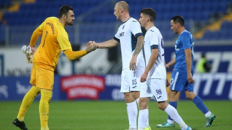 Иван Иванов: Левски не играе нищо специално, всеки може да се надиграва с тях (видео)