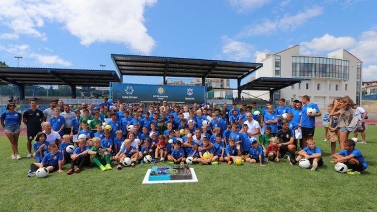 Родни футболни таланти отиват в Интер