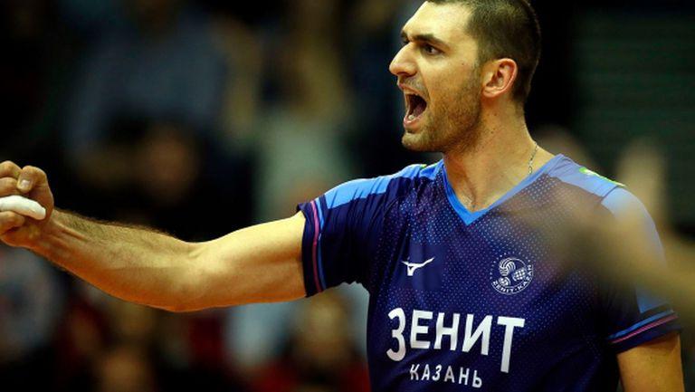 Цветан Соколов и Зенит се върнаха към победите в Белгород (видео + снимки)