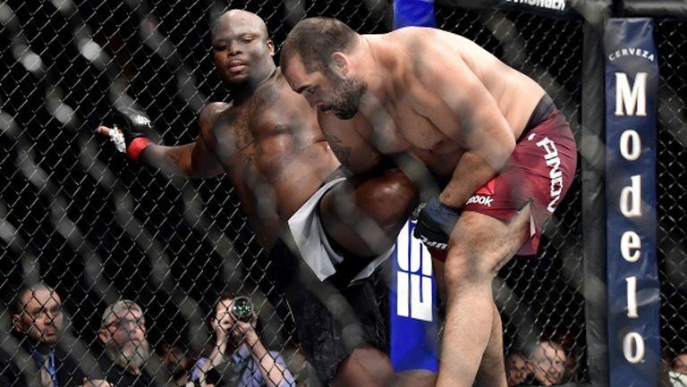 Багата остава в топ 10 на UFC след спорната загуба от Люис