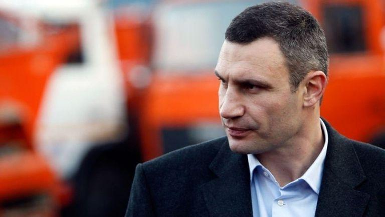 Разследват Виталий Кличко за държавна измяна