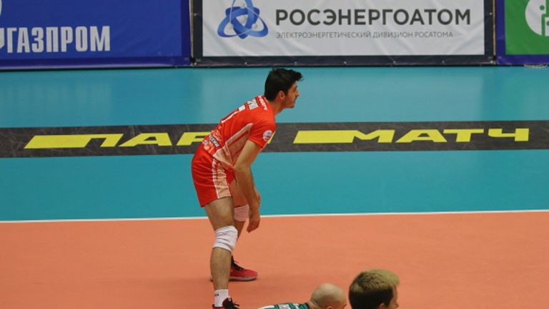 Тодор Скримов и Енисей с първа победа в Русия