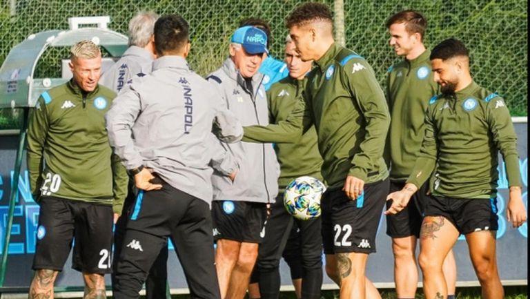 Напрежението в Наполи продължава - само един футболист се размина с фенския гняв