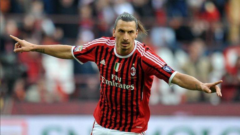 Ибра е най-близо до завръщане в Милан