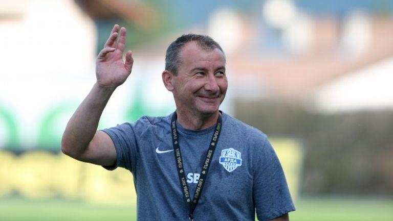 Стамен Белчев коментира слуховете, че ще поеме ЦСКА-София